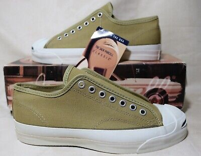 0fd2e0e2b27e Vintage Made in USA CONVERSE Jack Purcell Sneakers ~Men s Shoes ~NEW~ Tag