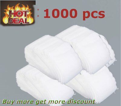 10X 100pcs/set Empty Teabags String Heat Seal Filter Paper Herb Loose Tea BagsYT