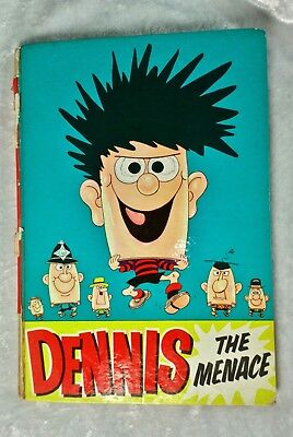 Dennis the Menace Annual 1962- from The Beano