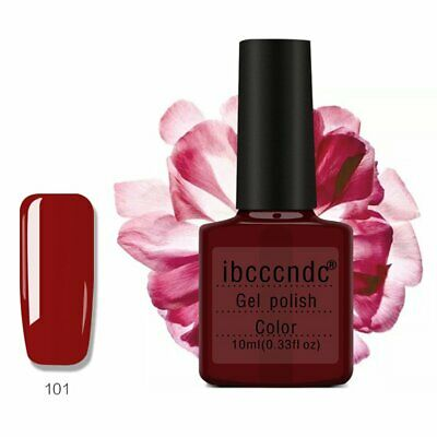 Wine red nail rubber nude color gift box led uv light therapy HN