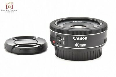 Excellent+++!! Canon EF 40mm f/2.8 STM from Japan
