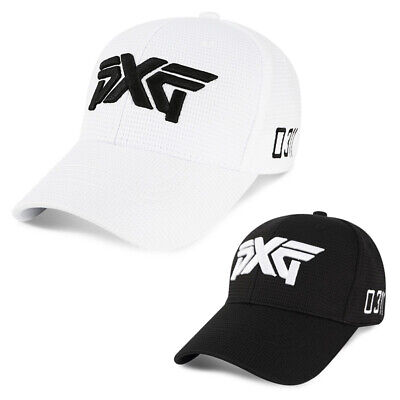 d3e3b548dbc 2018 Golf Cap Hat Pxg Professional Cotton High Ball Quality Outdoor Cap  Hats New