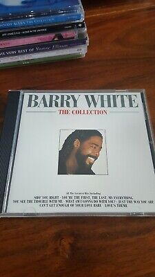 Barry White - Collection 16 tracks 1988 Mercury