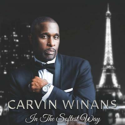 Carvin Winans - In The Softest Way CD ALBUM NEW (8th MAR)