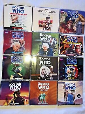 Doctor Who Target Audiobook Collection