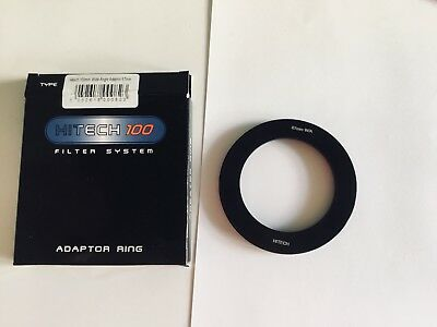 HITECH 100 adaptador ring wide Angle 67mm