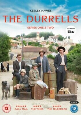 The Durrells: Series One & Two *NEW* DVD / Box Set