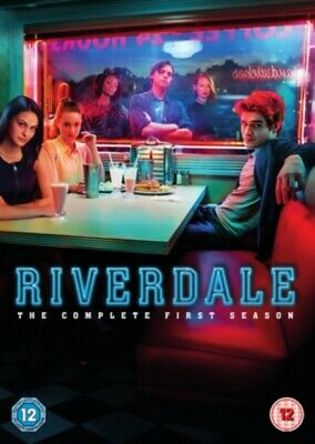 Riverdale: The Complete First Season *NEW* DVD / with Digital Download