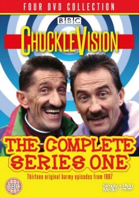 ChuckleVision: The Complete Series One *NEW* DVD / Box Set