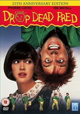 Drop Dead Fred *NEW* DVD / 25th Anniversary Edition
