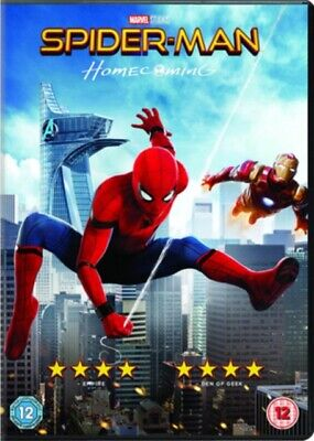Spider-Man - Homecoming *NEW* DVD