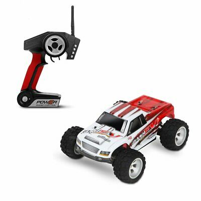 WLtoys A979-B 2.4GHz 1/18 Scale 4WD RC Car 70KM/h Electric RTR Off-road Tr PE