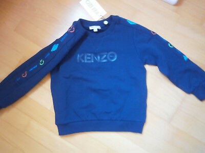 Girls' Clothing (newborn-5t) United Gilet Kenzo Taille 2ans Neuf