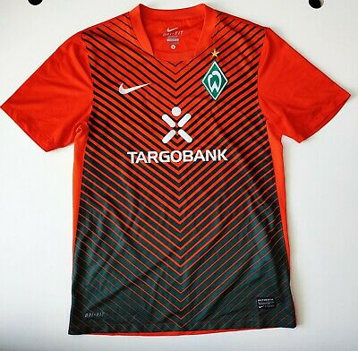 new concept 91768 2facd Werder Bremen Germany 2011/2012 Home Football Shirt Jersey Trikot Nike