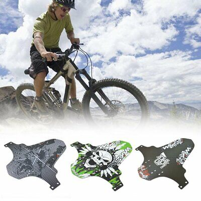 MTB Bike Front Fender Flectional Mudguard Mountain Bicycle Road Cycling Tool Q6