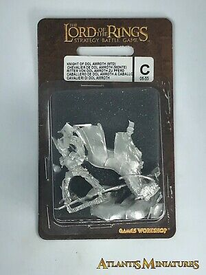 Metal Knight of Dol Amroth Blister  - LOTR / Warhammer / Lord of the Rings C595