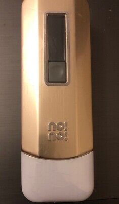 Genuine No!No! PRO 3 GOLD Hair Removal System 100% Brand New