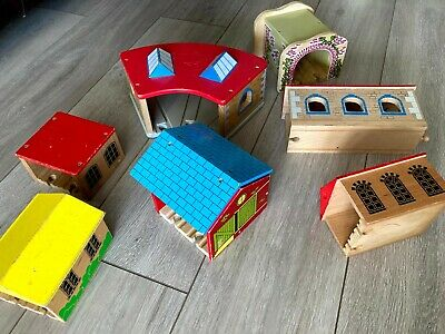 Brio Thomas ELC Ikea Wooden Train Track Railway Toy Combined Postage