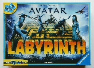 AVATAR - Labyrinth. Cameron, James und Max J. Kobbert: