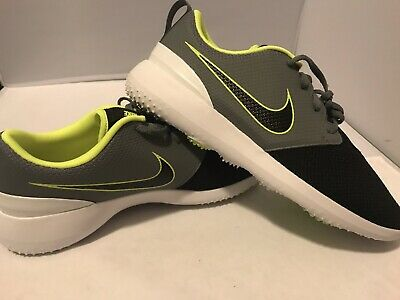 NIKE ROSHE G Golf Shoes Mens Black White AA1837-001 - New - Choose ... ee047dad7