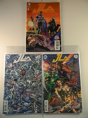 DC Comics JLA Justice League of America 8 9 10 Free Shipping