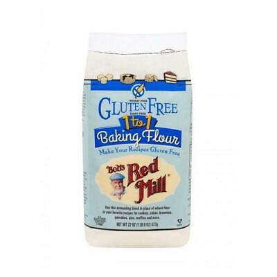 BOBS RED MILL Gluten Free 1-to-1 Baking Flour 623g