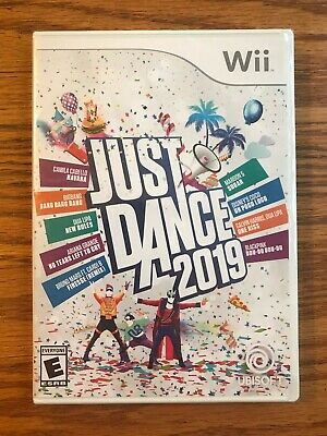 Just Dance 2019, Nintendo Wii, Brand New, FAST FREE SHIPPING!