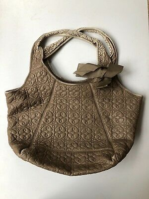 8d47b2b579 Deux Lux For American Eagle Outfitters XL Distressed Quilted Shoulder Bag  Purse