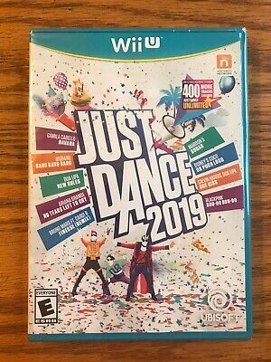 Just Dance 2019, Nintendo Wii U, Brand New, FAST FREE SHIPPING!