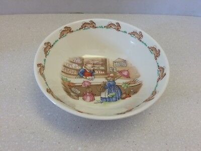 Royal Doulton Bunnykins Cereal Bowl ~ Piggly's Stores