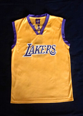 1cf5331b92e Los Angeles Lakers Chick Hearn Radio Tribute Jersey – Size Youth XL