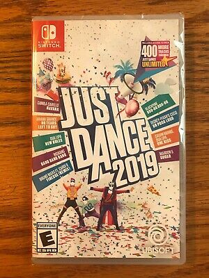 Just Dance 2019, Nintendo Switch, Brand New, FAST FREE SHIPPING!