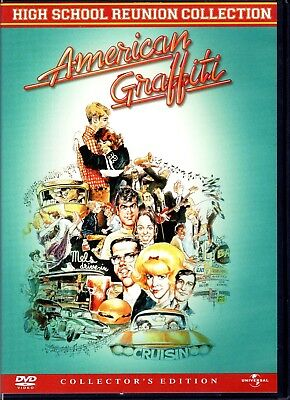 American Graffiti High School Reunion Collection DVD