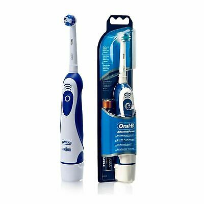 Advance Power Electric Toothbrush DB4010 Batteries Included Braun Oral B 400 US
