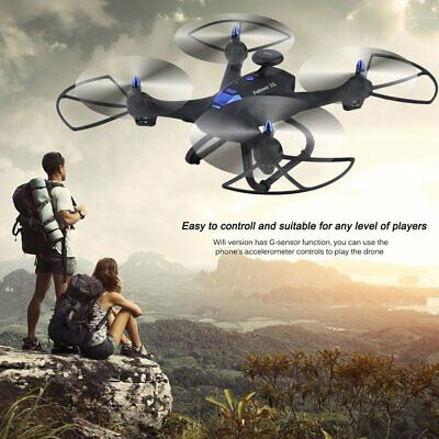 Drone 6-axes X183 With 2MP WiFi HD Camera GPS Quadcopter Hot GZ
