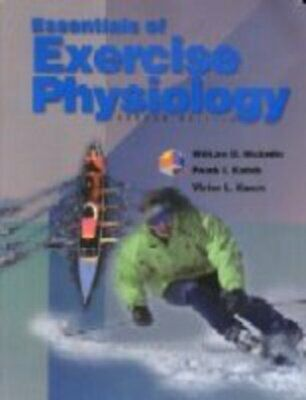 Essentials of exercise physiology by William D McArdle (Paperback / softback)