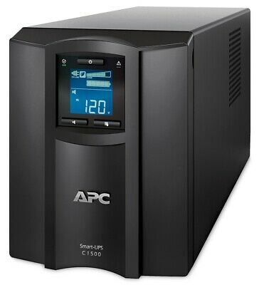 Apc Smart Ups (Smc) 1500Va With Smartconnect Lcd Tower - 2Yr Wty