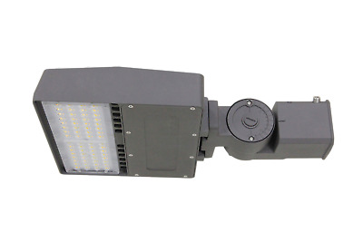 LED Parking Lot Light 100W Philips UL DLC replace 250-400W Metal Halide MH HPS