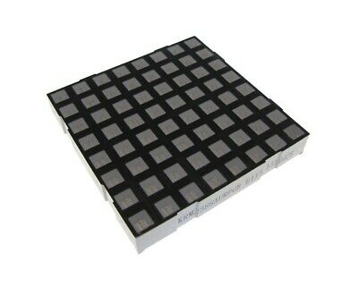8x8 Matrix LED Display Square Dot - RGB Color