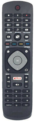 """Replacement Philips Remote Control For 49PUS6401/12 49"""" ULTRA HD 4K Smart LED TV"""