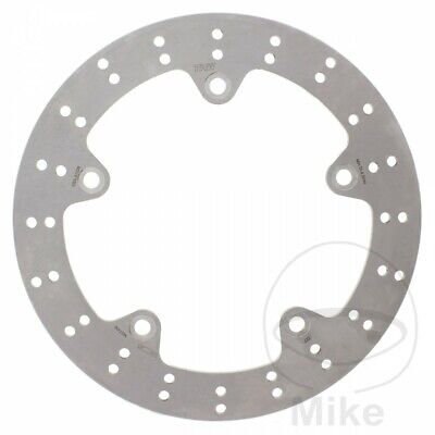 TRW Lucas Front Brake Disc Rigid BMW C 650 GT ABS 2013