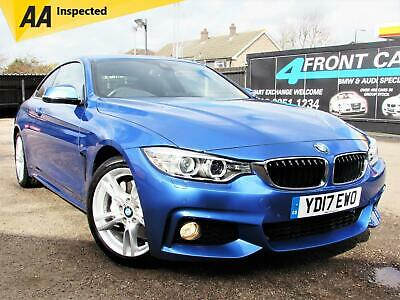 2017 Bmw 4 Series 440I M Sport Automatic Coupe Petrol Coupe Petrol