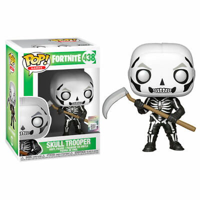 Merchandising  Funko  Merchandising  Funko Pop Skull Trooper (Fortnite)  Nuev...