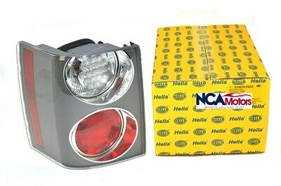 Range Rover Vogue L322 Rear Tail Stop Light LHS Red White XFB500272 OEM Hella