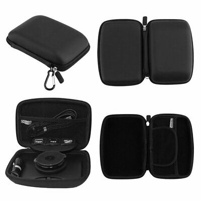 Shock Resistant Carrying Cover Case for 6 inch GPS Satellite Navigator SIES