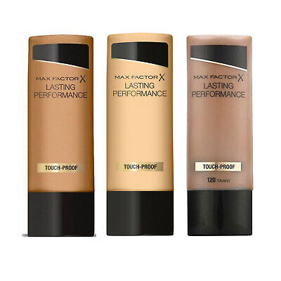 Max Factor Foundation Lasting Performance Touch Proof 35ml - Choose your shade