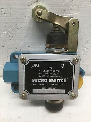 Honeywell Micro Switch BAF1-3RN2X-RH Limit Switch