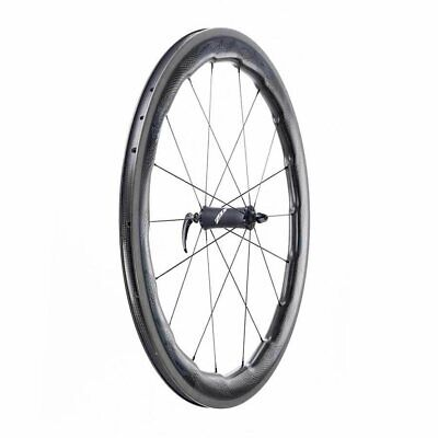 Zipp Tangente Qr S Stainless Steel Black With Silver Logo 100mm//130mm Pair For