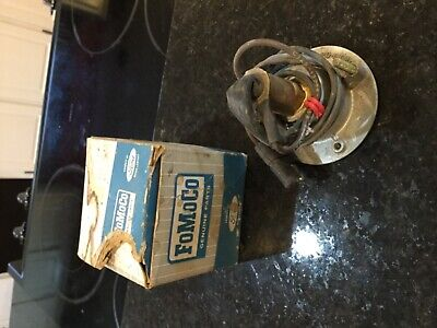 Nos 1967-1968 Mustang Shelby old style Front Parking Light C7ZZ-13206-A
