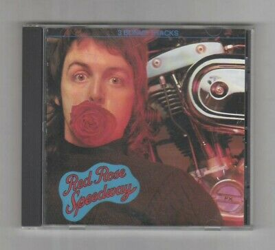 (CD) PAUL McCARTNEY And Wings - Red Rose Speedway / 3 Bonus Tracks